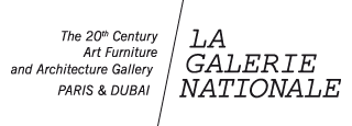 Gallerie Nationale - The 20th Century Art Furniture and Architecture Gallery